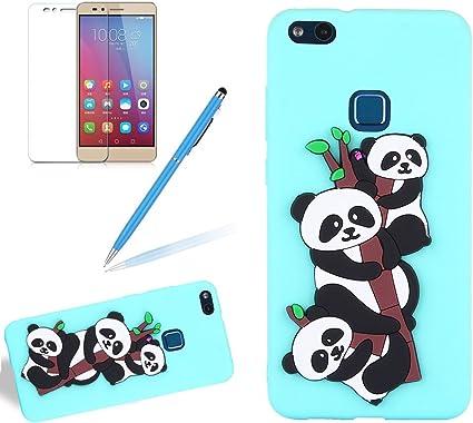 huawei p10 coque panda