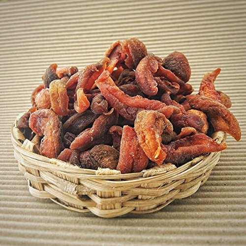 100% Natural Dried Candied Peaches Nuts pure fruit organic taste