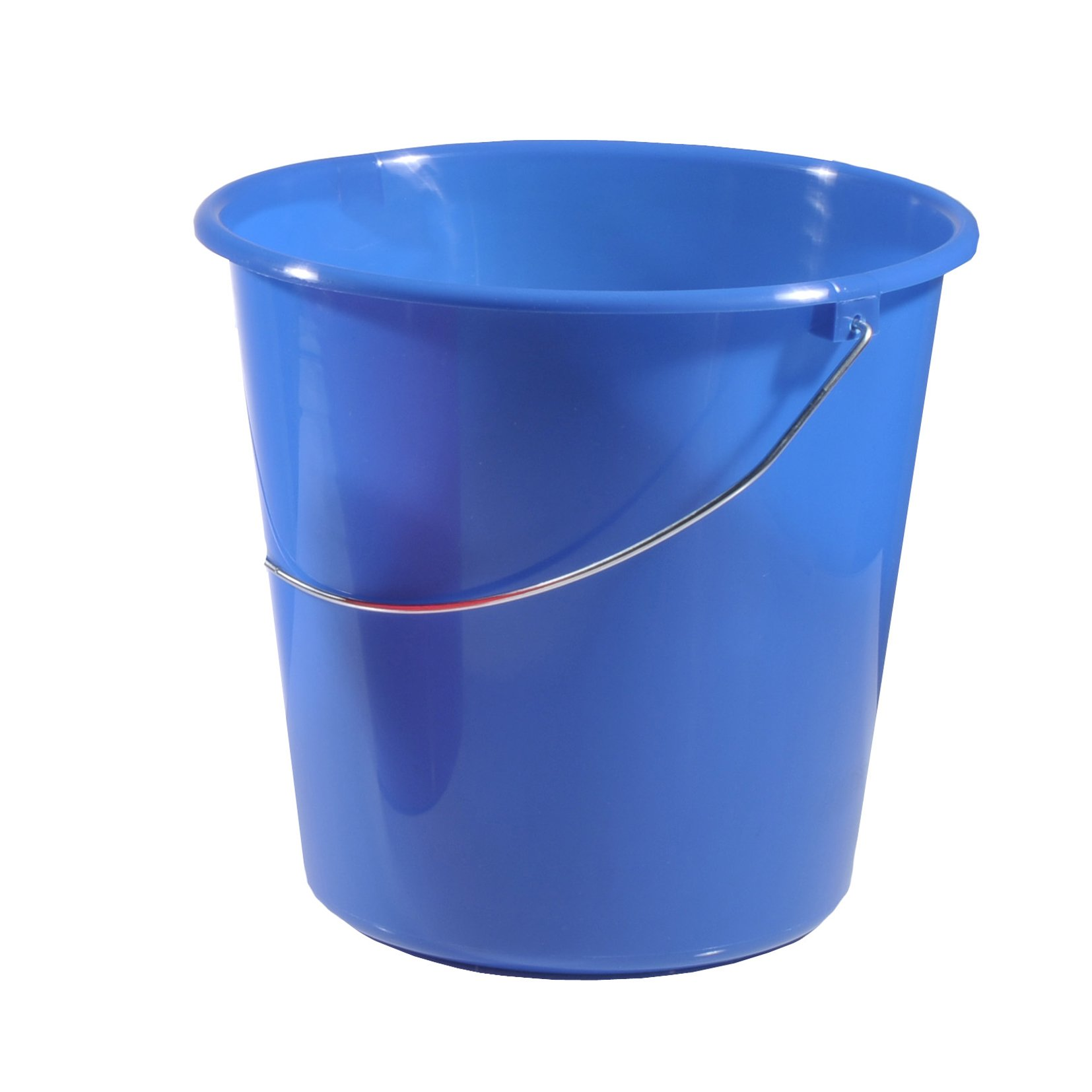 Gies Bucket with Metal Handle, 10 L, Multicolour, One Size