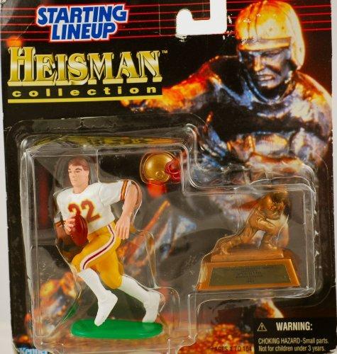 1997 Doug Flutie NFL Heisman Collection Starting Lineup Figure ()
