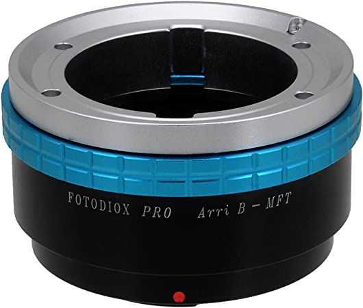 Fotodiox Pro Lens Mount Adapter Compatible With Arri Kamera