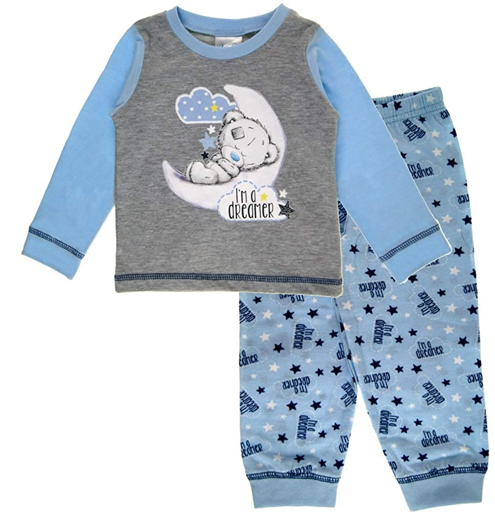 Baby Boys Me to You Long Pyjamas Tatty Teddy Pjs Shoe Directory LB102104