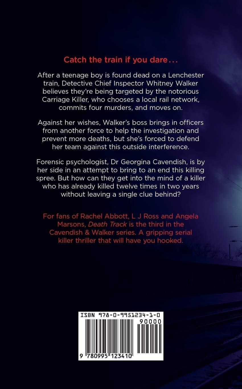 Death Track: A Cavendish & Walker Novel - Book 3: Amazon.es ...