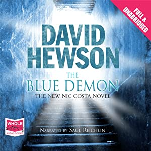 The Blue Demon Hörbuch
