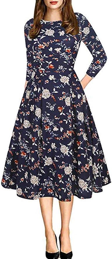 US10 UK12 Vintage midi length dress with matching duster coat US8 UK14
