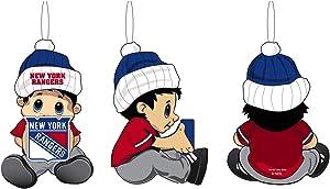 Team Sports America NHL Lil Fan Ornaments