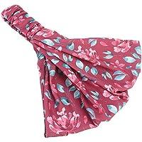 YiyiLai Women Wide Elastic Boho Headscarf Sweatband Yoga Headband