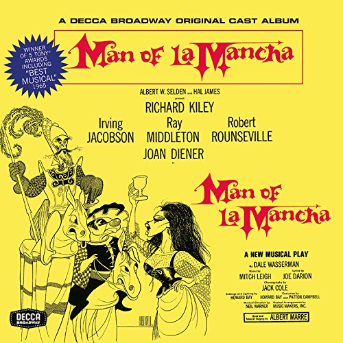 Im Only Thinking Of Him  Man Of La Mancha 1965 Original Broadway Cast Remastered 2000