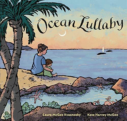 Book Cover: Ocean Lullaby