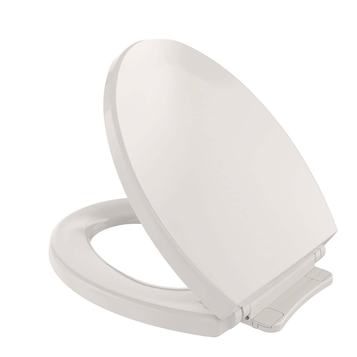 TOTO SS114#03 Transitional SoftClose Elongated Toilet Seat, Bone ...