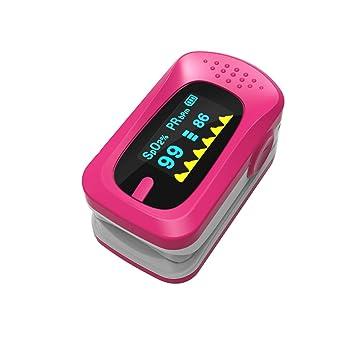 Tapcet - Oxímetro de pulso digital con configuración de ...