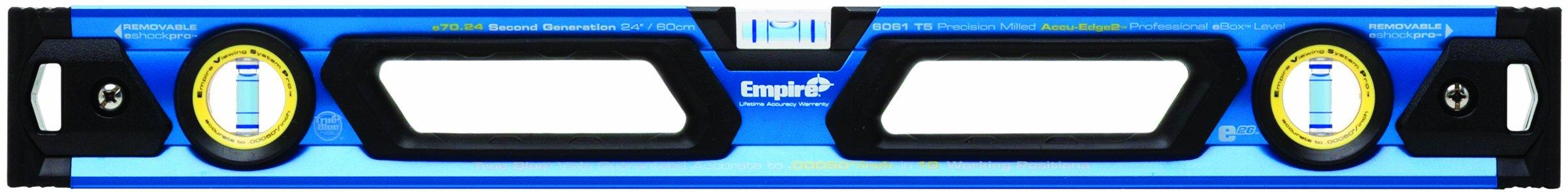 Empire e70.24 24-Inch Professional Aluminum Box Level
