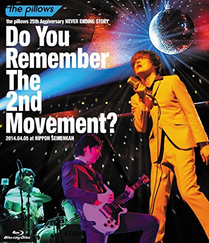 The Pillows - The Pillows 25Th Anniversary Never Ending Story Do You Remember The 2Nd Movement? 2014.04.05 At Nippon Seinenkan [Japan BD] AVXD-92136
