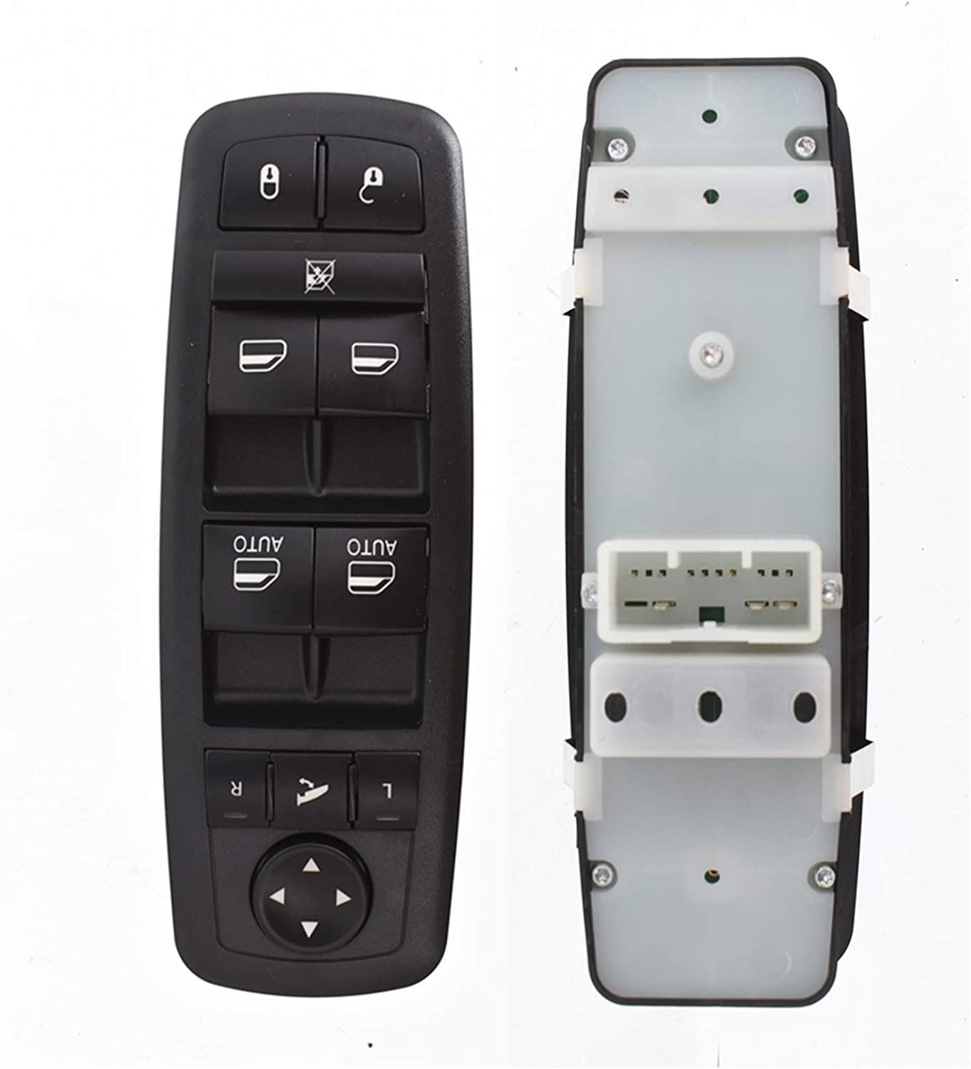 labwork Power Window Switch Front Driver Left Door 56046826AE Replacement for Dodge Chrysler
