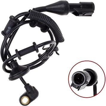 Motorcraft BRAB15 Rear Wheel AntiLock Brake System Sensor