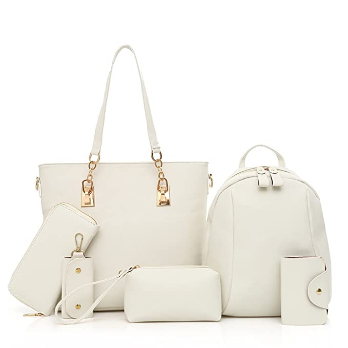 Handtaschen Sechsteilige Mode Umhängetasche Nylon Schräge qtzw6Zzp