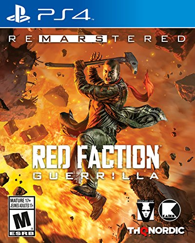 (Red Faction Guerilla Re-Mars-Tered Edition - PlayStation 4)