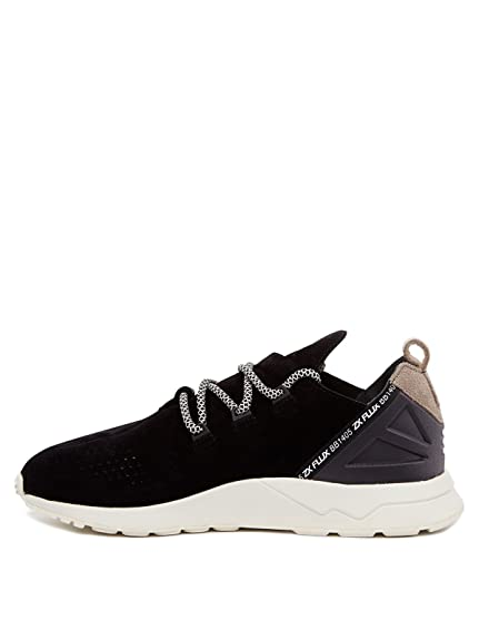 adidas Originals ZX FLUX Baskets basses blackcore black