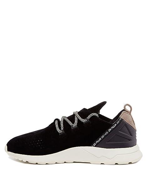 new product 1c01b 19061 adidas Originals ZX Flux ADV X, Core Black Core Black FTWR White   Amazon.es  Zapatos y complementos