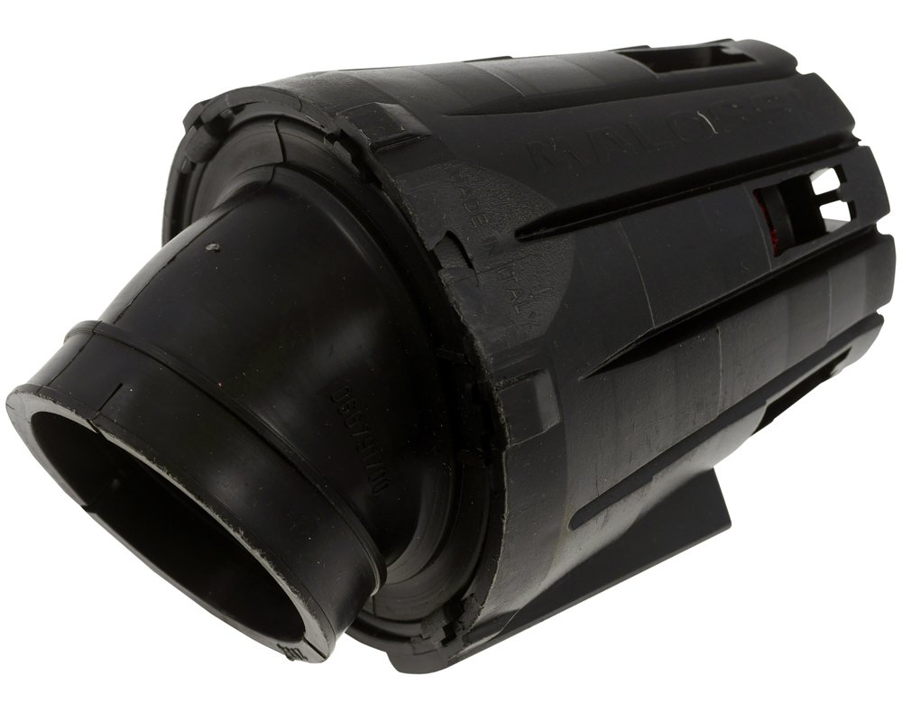 Luftfilter MALOSSI E5 PHF schwarze Kappe f/ür YAMAHA Aerox Cat 50 2T LC 03