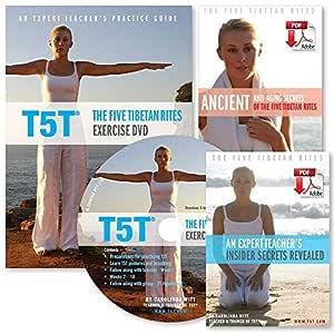 The Five Tibetans DVD: An Expert Teacher's Practice Guide + Two Bonus Training Manuals (PDF)