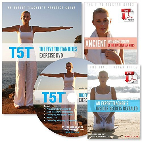 Five Tibetans DVD Teachers Practice product image