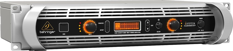 Behringer NU6000DSP - Nu6000-dsp etapa potencia nu-6000 dsp unidad: Amazon.es: Instrumentos musicales