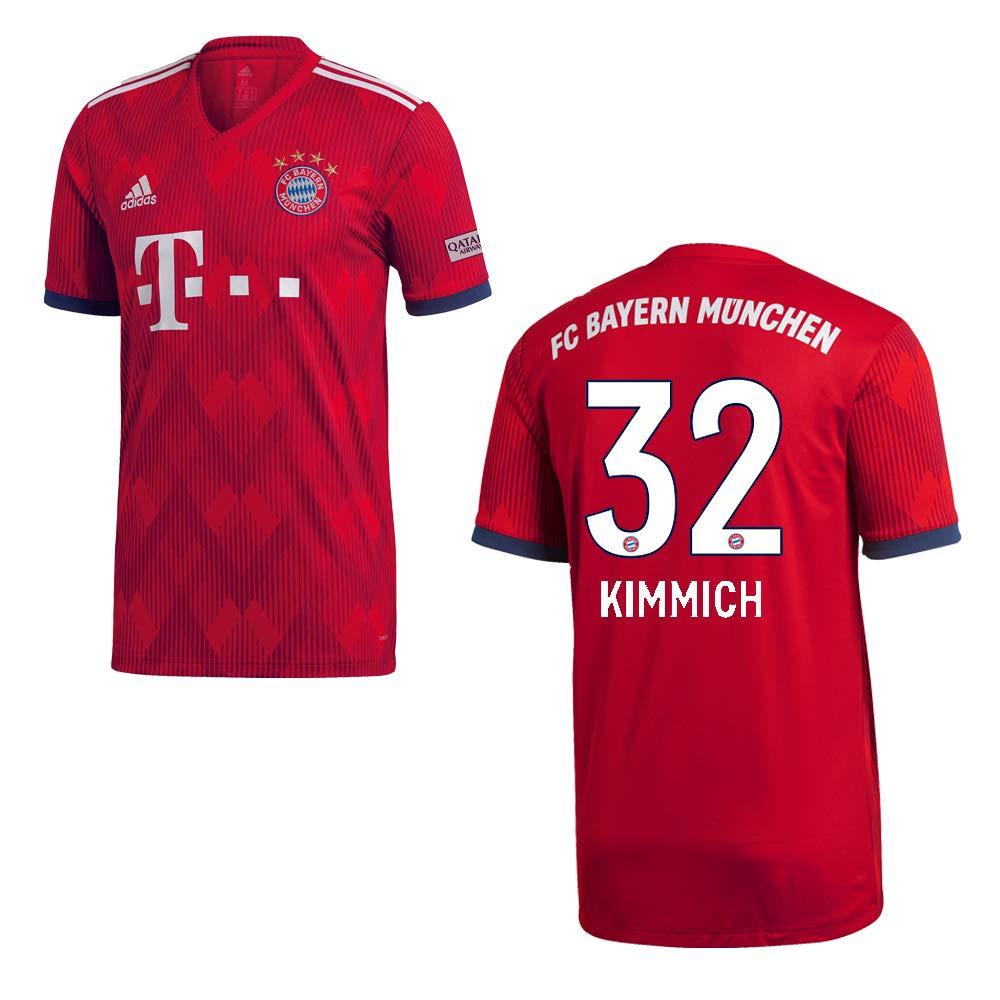 adidas FC Bayern MÜNCHEN Trikot Home Kinder 2019 - KIMMICH 32