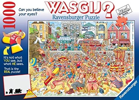 Ravensburger Puzzle 15094/Sun Over Island