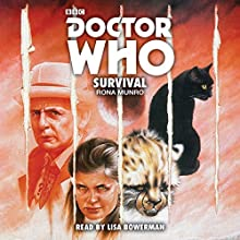 Doctor Who: Survival: 7th Doctor Audiobook by Rona Munro Narrated by Lisa Bowerman