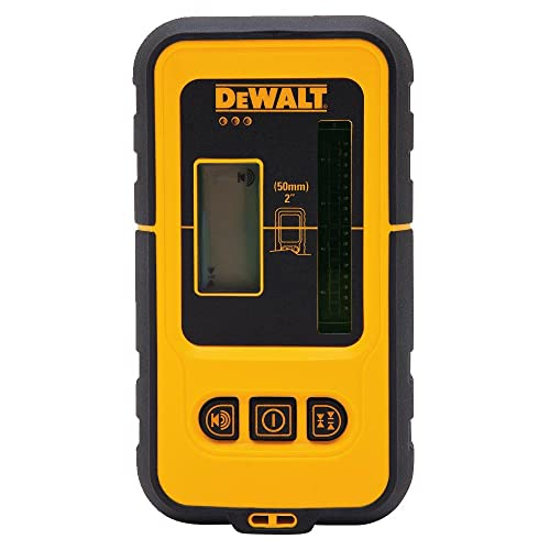 Best Laser Detector For Green Line Laser: Dewalt DW0892G