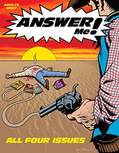 (ANSWER Me! All Four Issues)
