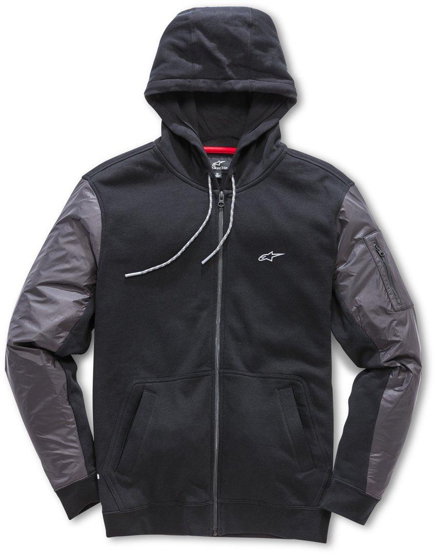 Alpinestars 1018 – 53000 Sweatshirt Kapuzenpullover Herren