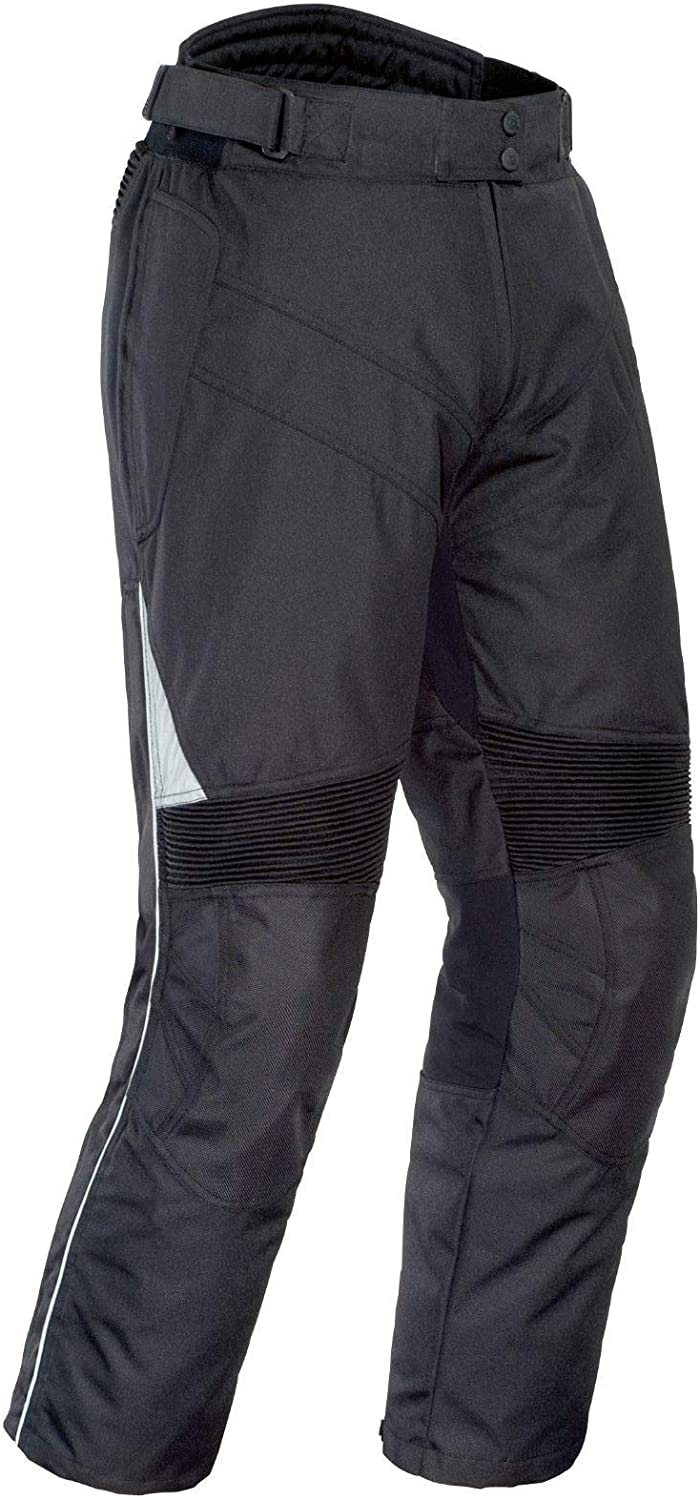 Tourmaster Mens Venture Black Pants X-Large