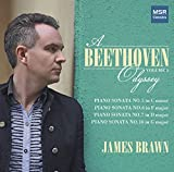 A Beethoven Odyssey - Volume 5: Piano Sonata No.5 in C minor, Sonata No.6 in F major, Sonata No.7 in D major, Sonata No.10 in G major