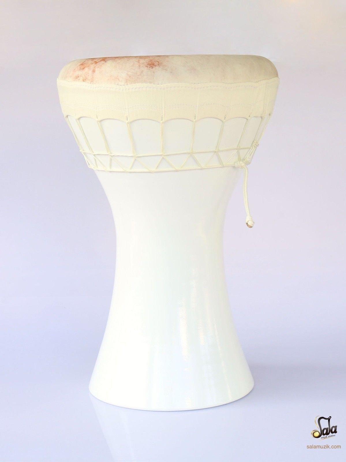 Professional Solo Clay Darbuka Ceramic Dohola Doumbek KIK-224