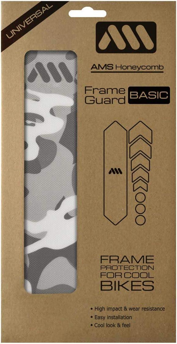 All Mountain Style High Impact Frame Guard Basic - Protege tu bicicleta de arañazos y golpes