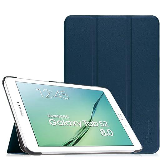 137 opinioni per Fintie Samsung Galaxy Tab S2 8.0 Custodia- Ultra Sottile Di Peso Leggero