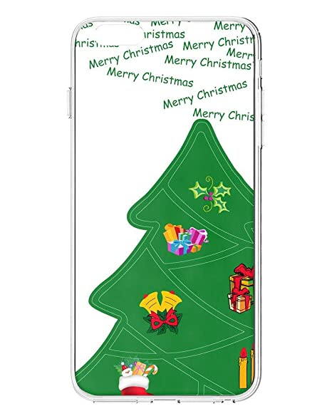 turbo delivery llc xmas christmas tree snowman reindeer santa clausrubber case for new apple iphone - Amazon Christmas Delivery