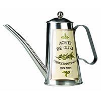 Ibili Olio d'oliva in acciaio inox può Aceite de Olivia