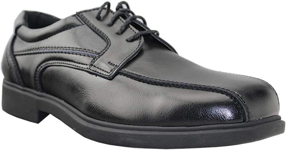 Tanleewa Townforst Black Leather Shoes