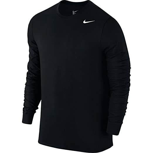 032c96f25ac75 Nike Men's Dry Training Long Sleeve T Shirt