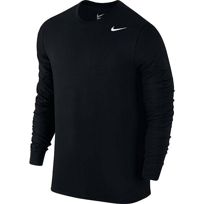 e2df328fe Nike Men's Dry Training Long Sleeve T Shirt at Amazon Men's Clothing ...