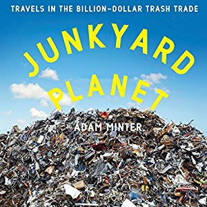 Junkyard Planet Audiobook