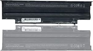 New Replacement J1KND Laptop Battery Compatible with Dell Inspiron 14R N4010 N4050 N4110 M4040 15R N5010 N5030 N5040 N5050 N5110 M501 M5040 17R N7010 N7110 fits 04YRJH 4T7JN 9T48V TKV2V YXVK2