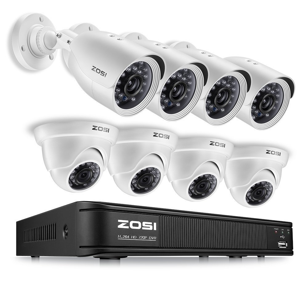 Amazon.com: Surveillance Systems: Electronics: Surveillance DVR ...