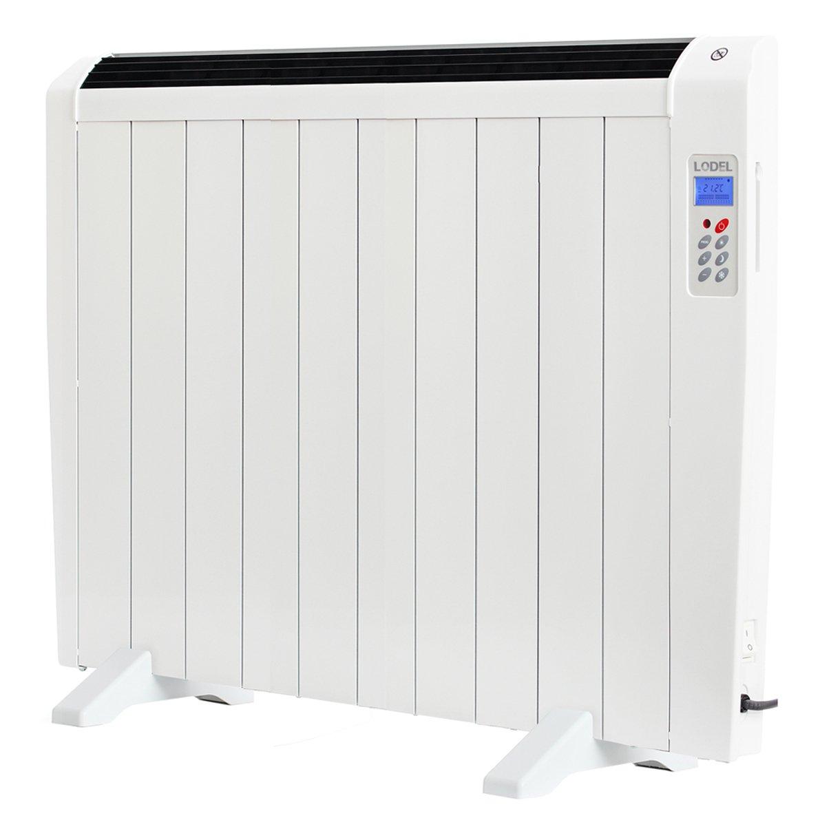Lodel RA-10 - Emisor térmico digital programable seco, 1500 W, 220-
