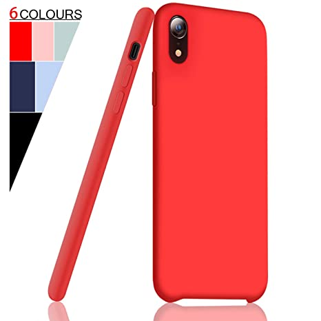 coque iphone xr apple original silicone