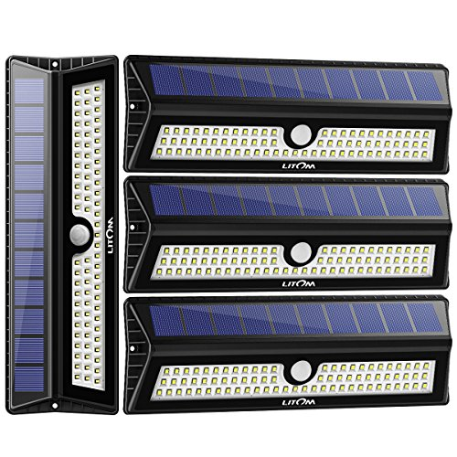 Super 60 Solar Security Light