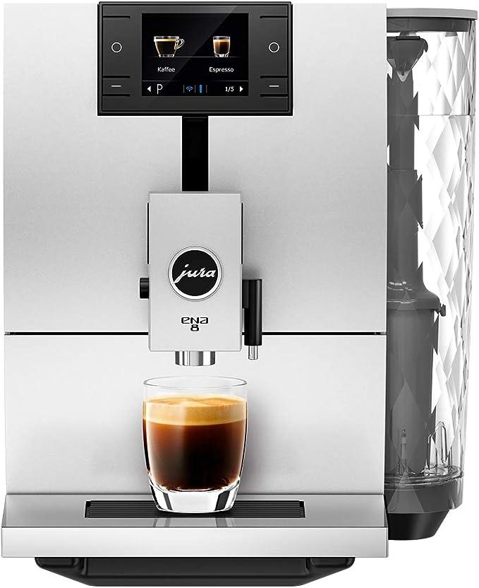 Jura 15239 – Cafetera automática, color blanco